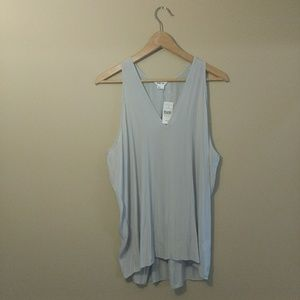 Helmut Lang loose fitting tank top (140)